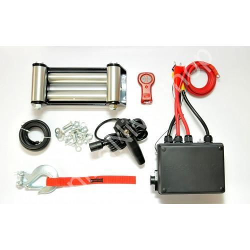 DRAGON WINCH MAVERICK 8000 HD 3,6т